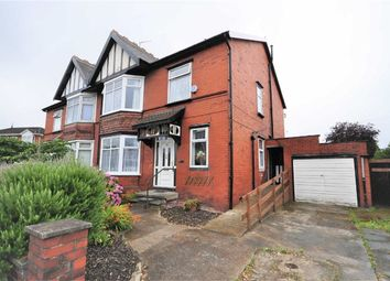 Thumbnail 4 bed semi-detached house for sale in Wellington Road North, Heaton Chapel, Stockport