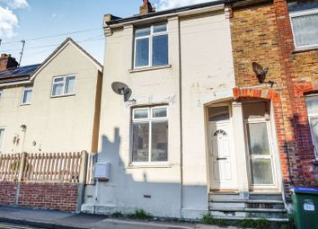 Thumbnail 3 bedroom end terrace house for sale in Gibbon Road, Newhaven