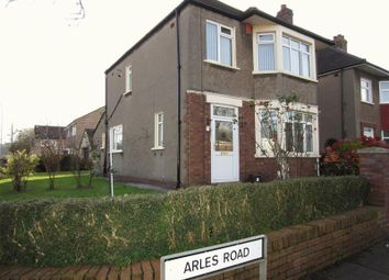 Thumbnail 3 bed detached house for sale in Arles Road, Caerau, Cardiff