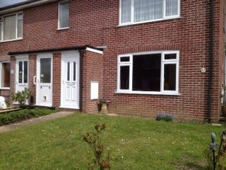 Thumbnail 1 bed flat to rent in Madeline Close, Poole