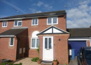 Thumbnail 3 bed semi-detached house to rent in Welham Grove, Retford