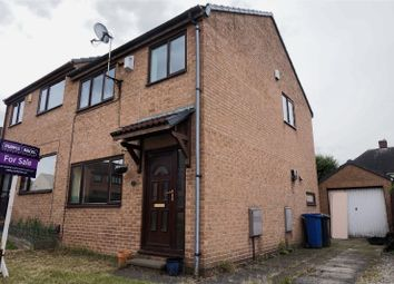 Thumbnail 3 bed semi-detached house for sale in Crestwood Gardens, Sheffield