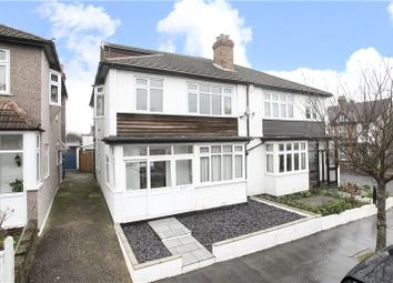Thumbnail 4 bed semi-detached house for sale in Grecian Crescent, Upper Norwood, London