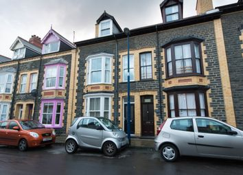 Thumbnail 5 bed terraced house to rent in High Street, Aberystwyth