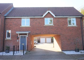 Thumbnail 3 bed property for sale in Goldcrest, Uppingham