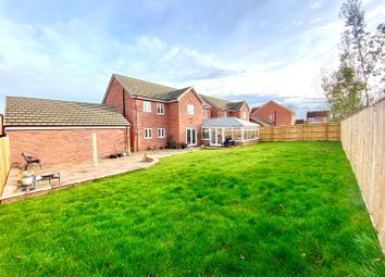 5 bed detached house for sale in Biddestone Avenue, Badbury Park, Swindon SN3