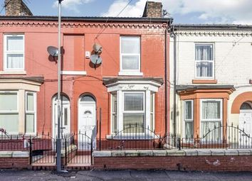 Thumbnail 2 bed terraced house for sale in Wrenbury Street, Kensington, Liverpool, Merseyside