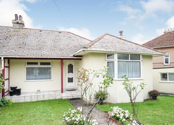 3 bed semi-detached bungalow for sale in Dean Park Road, Plymstock, Plymouth PL9