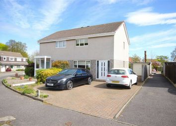 Thumbnail 2 bed semi-detached house for sale in 17, Crawford Gardens, St Andrews, Fife