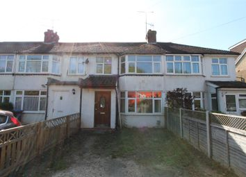 Thumbnail 3 bed terraced house to rent in Green Lanes, Hatfield