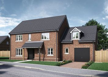Thumbnail 4 bed detached house for sale in Steventon Road, East Hanney, Oxfordshire