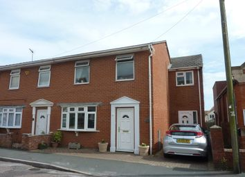 Thumbnail 4 bed semi-detached house for sale in Gallwey Road, Weymouth