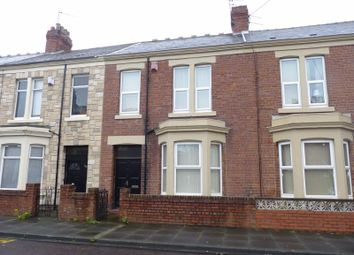 Thumbnail 3 bed terraced house for sale in Cardigan Terrace, Heaton, Newcastle Upon Tyne