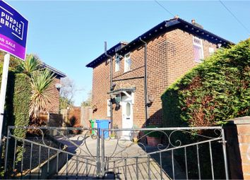 Thumbnail 3 bed semi-detached house for sale in Hodge Street, Manchester