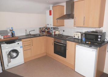 Thumbnail 2 bed flat to rent in Bread Street, Penzance