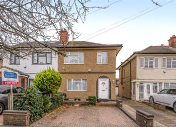 3 bed semi-detached house for sale in Balmoral Drive, Hayes, Middlesex UB4