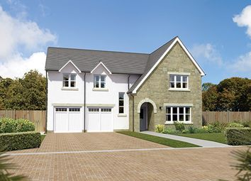 "Thumbnail 5 bed detached house for sale in ""Southbrook"" at Colinhill Road, Strathaven"