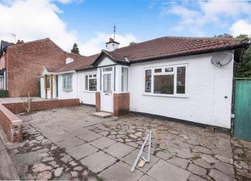 Thumbnail 2 bedroom bungalow for sale in Crowther Road, Newbridge, Wolverhampton, West Midlands