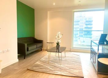 Thumbnail 1 bed flat to rent in 12 Baltimore Wharf, London