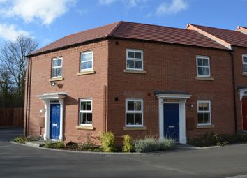Thumbnail 2 bed flat for sale in Ruthyn Close, Ashby De La Zouch