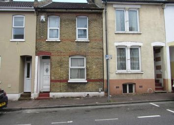 Terraced house for sale in Dale Street, Chatham, Nr Rochester, Kent ME4