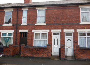 Thumbnail 2 bedroom terraced house to rent in Abingdon Street, Allenton