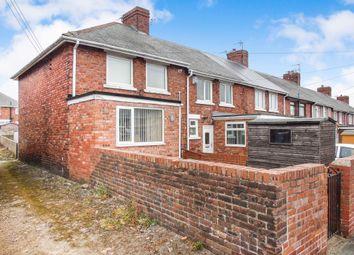 Thumbnail 3 bed terraced house for sale in Wordsworth Road, Easington, Peterlee