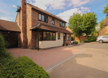Thumbnail 4 bed detached house for sale in The Lindens, Langdon Hills, Basildon