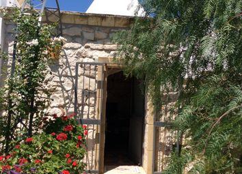 Thumbnail 4 bed farmhouse for sale in Casa Madonna Della Grotta, Ceglie Messapica, Puglia, Italy