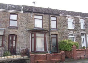 Thumbnail 3 bed terraced house to rent in Clydach Road, Ynysforgan, Swansea, City And County Of Swansea.