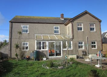 Thumbnail 5 bed detached house for sale in Gwithian Road, Connor Downs, Hayle