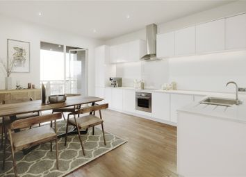 Royal Albert Wharf, Docklands, London E16. 3 bed flat