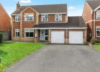 Thumbnail 4 bedroom detached house for sale in Creed Road, Oundle, Peterborough, Northamptonshire