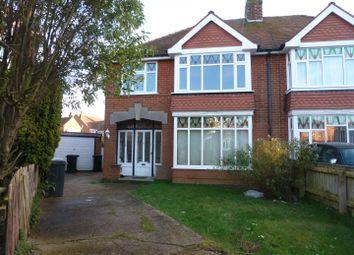 3 bed semi-detached house for sale in Sunningdale Crescent, Skegness PE25