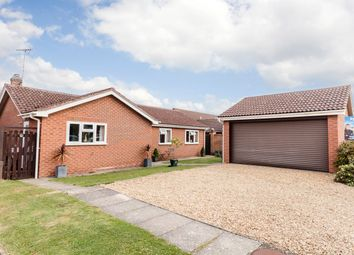 Thumbnail 3 bed detached bungalow for sale in Church View, Peterborough, Cambridgeshire