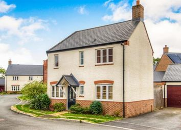 Thumbnail 3 bed detached house for sale in Fothersway Close, Badsey, Evesham, Worcestershire