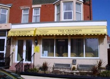 Thumbnail Commercial property for sale in Blackpool FY2, UK