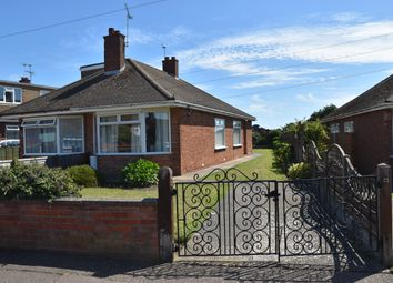 2 bed semi-detached bungalow for sale in Chestnut Avenue, Bradwell, Great Yarmouth NR31