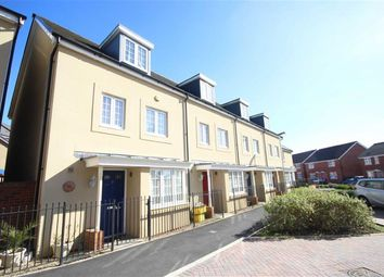 Thumbnail 4 bedroom end terrace house for sale in Bates Way, Swindon, Wiltshire