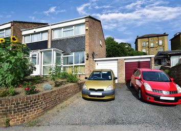 Thumbnail 2 bedroom end terrace house for sale in Spring Grove, Gravesend, Kent