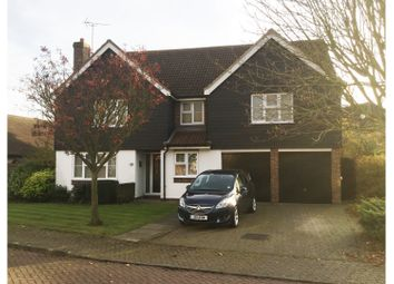 Thumbnail 6 bed detached house for sale in Halyard Reach, South Woodham Ferrers