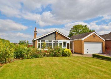 Thumbnail 3 bed detached bungalow for sale in Abbey Lane, Aslockton