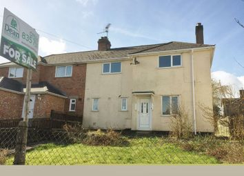 Thumbnail 3 bed semi-detached house for sale in High Nash, Coleford