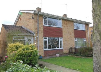 Thumbnail 3 bedroom semi-detached house for sale in Huntingfield Road, Bury St. Edmunds