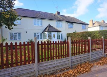 Thumbnail 5 bedroom semi-detached house for sale in Knockhall Chase, Greenhithe