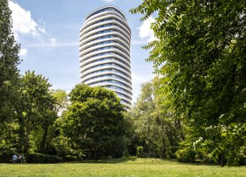 Thumbnail 1 bed flat for sale in Lombard Wharf, Battersea, London