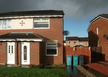 Thumbnail 2 bed semi-detached house to rent in Aitken Close, Newmains, Wishaw