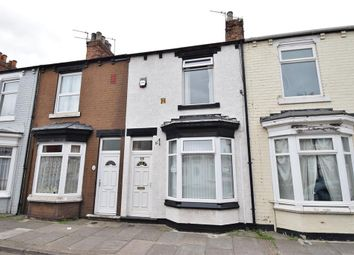 Thumbnail 2 bed terraced house for sale in Aire Street, Middlesbrough