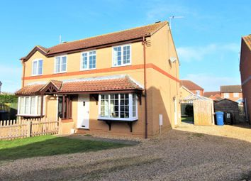 Thumbnail 3 bedroom semi-detached house for sale in Windsor Close, Sudbrooke