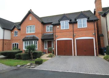 4 bed detached house for sale in Thimble Drive, Sutton Coldfield B76